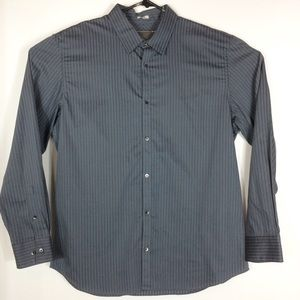 Calvin Klein Mens Dress Shirt Size XL
